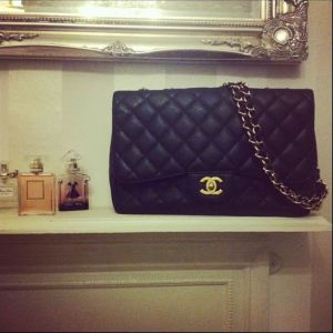 I'd wanted a classic Chanel bag for as long as I could remember. When I graduated I decided I would ask for money instead of gifts so I could save up for one. When that wasn't quite enough, I thought long and hard (for a couple of minutes) and decided to sell my car to fund the rest!! Getting hold of the right bag was a challenge in itself, but when I finally had it in my hands I knew I'd made the right choice. I love it just as much now as then and it will always be extra special to me.