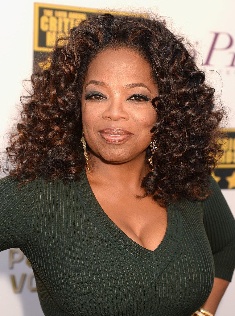 Oprah boob pics feet want
