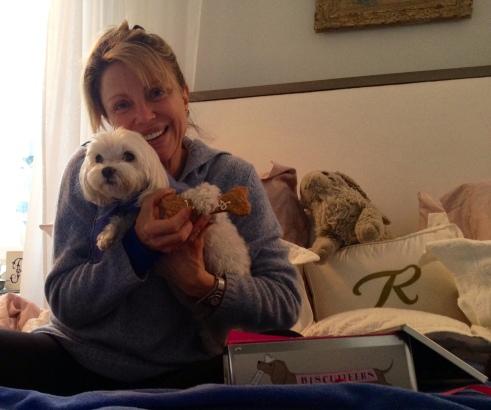 Roxanne & pooch