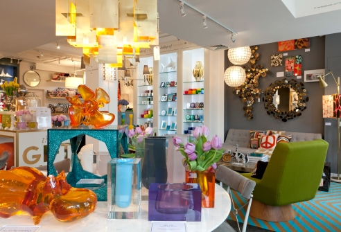 Inside the new Westbourne Grove Store
