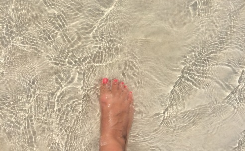 The Chic Seeker Toes in Water.jpg
